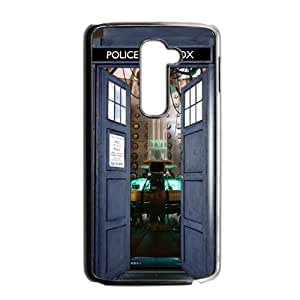 Blue police box Cell Phone Case for LG G2
