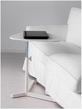 IKEA SVARTÅSEN Laptoptisch, weiß, 60x50 cm