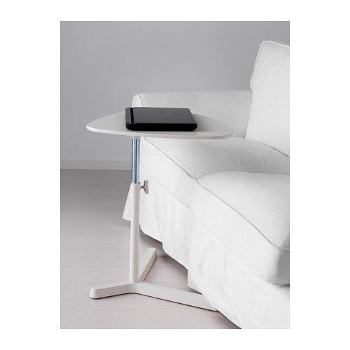 Ikea SVARTASEN - Soporte para Ordenador portátil, Blanco - 60x50 cm: Amazon.es: Hogar
