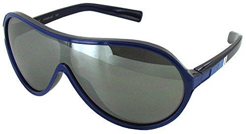 Nike Mens EV0600 Vintage 75 Retro Round Shield Sunglasses, - Sunglasses Nike Retro