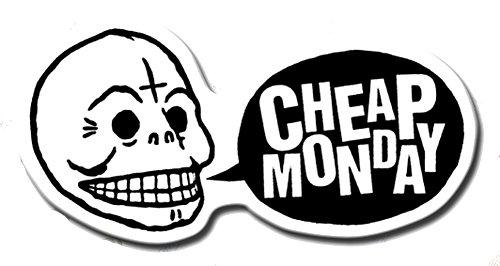 cheap-monday-skull-jeans-brand-logo-classic-original-decal-stickers