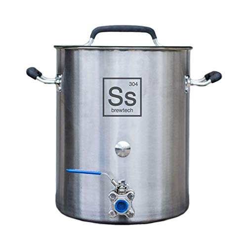 Ss Brewtech Home Brewing BrewMaster Kettle; Stainless Steel (5.5 Gallon)