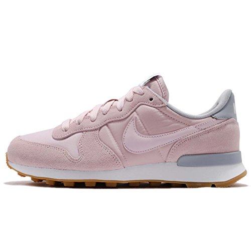 Nike Damen Wmns Internationalist Laufschuhe Pink (appena Rosa / Appena Rosa-lupo Grigio-bianco 612)