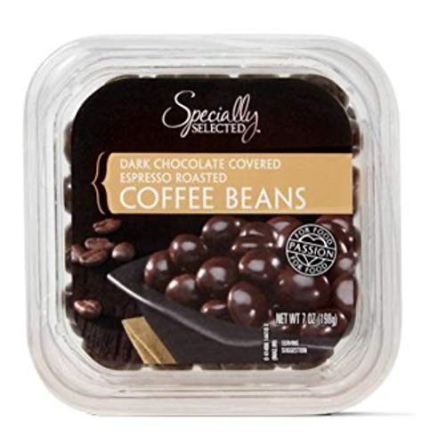 Chocolate-coated Espresso Beans