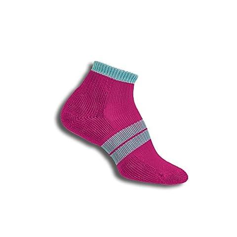 Thorlos Womens 84N Runner Micro Mini Low Cut Socks - 84n Runner