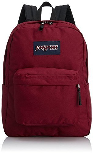 JanSport Superbreak Backpack (Viking Red)