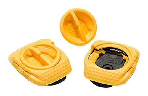 Speedplay Zero Yellow Aero Walkable Cleats To Fit Zero Sp...