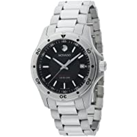 Movado Series 800 40mm Stainless Steel Bracelet Men's Watch (2600115)