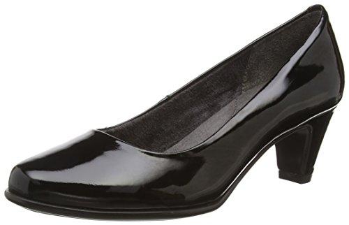 Heel Black Black Patent High Aerosoles Red Women's Shoe Hot 6x6OqwPI