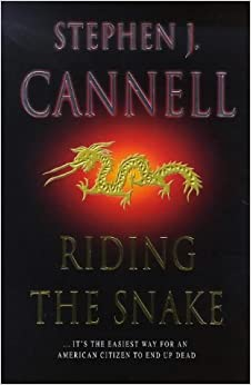 Book Riding the Snake by Stephen J. Cannell (1999-11-05)