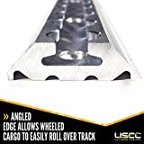 US Cargo Control 96 Inch Angled L Track – Sloped