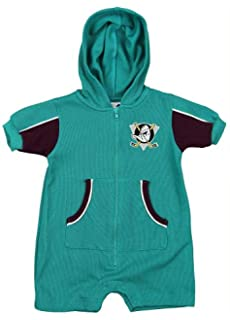 get cheap a2875 3202a Amazon.com: Anaheim Mighty Ducks NHL Baby Boys Infant 2 ...