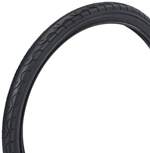Kenda K-193 Kwest Commuter Wire Bead SRC/PRC Bike Tire, Black, 26-Inch x 1.25-Inch (Best Rated Hardtail Mountain Bike)
