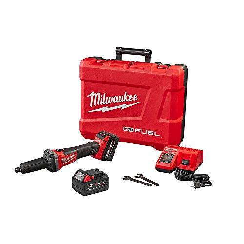 Milwaukee 2784-22 M18 Fuel 1 4 Die Grinder Kit