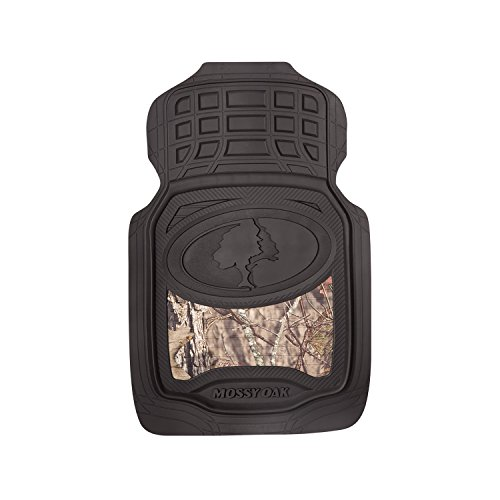 Mossy Oak Front Floor Mats, Mossy Oak Break-Up Country Camo, Pack of 2