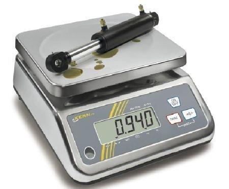 Robuste, platzsparende Tischwaage mit Eichzulassung [Kern FFN25K10IPM] Präzision bis bis bis 10 g, Wägebereich max. 25 kg B00INZ597S | Hochwertige Materialien  | Flagship-Store  | Billig ideal  24b3c4