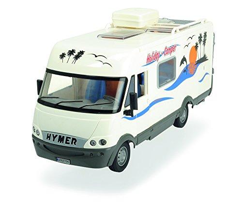Dickie Toys Holiday Camper Van Vehicle Playset