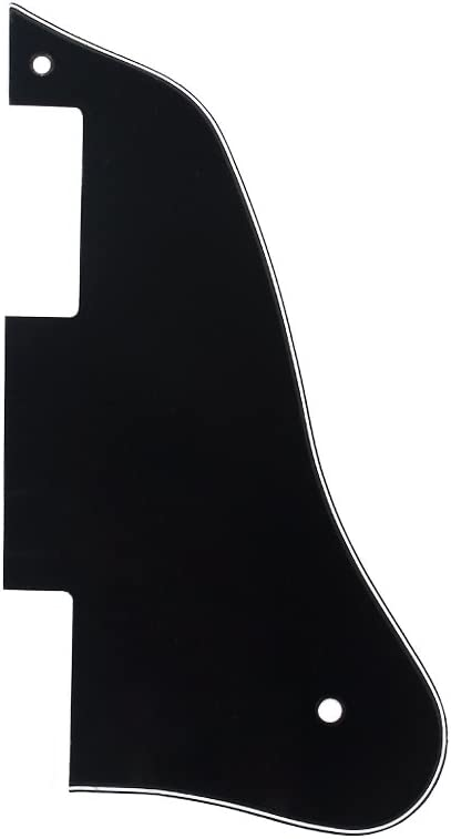 Dovewill 3 Ply Pickguard Protective Anti-Scratch Plate Cover for Gibson ES-335 Electric Guitar Accessory