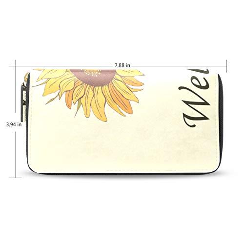 Women Welcome Sunflower Art...