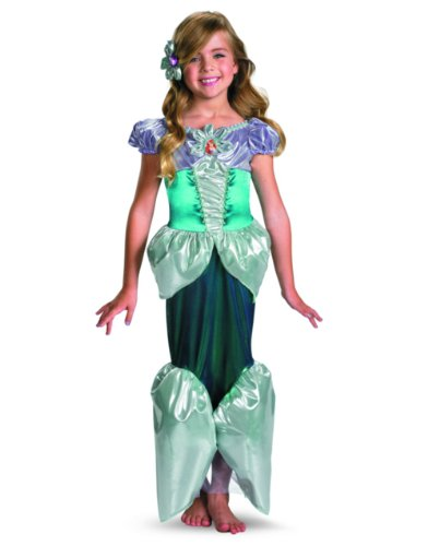 Ariel Shimmer Deluxe Costume