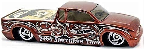 Copper Color with 2004 Southern Tour on the Side Collector Number 2004 #144 Hot Wheels: Crank Itz 2//5 Steel Flame