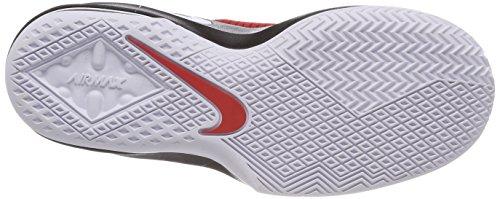 Nike Air Max Herren Infuriate Ii Basketballschuhe Mehrfarbig (rosso Università / Nero-bianco 600)