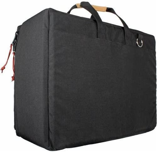 PortaBrace Soft Padded Carrying Case for Litepanel Gemini Light with Yoke