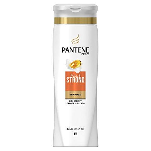 Pantene Pro-V Shampoo Full & Strong, 12.6 FL OZ