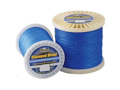 - Momoi Diamond Braid Spectra - 600 yd. Spool - 50 lb. - Non-Hollow - Blue