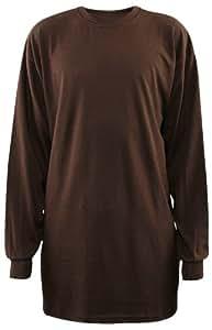 , size herren xs-4xl/ n.v.:l, Farbe:brown