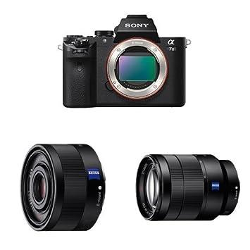 sony 24 70 f4. sony a7 ii mirrorless digital camera w fe 35mm f2.8 and 24- 24 70 f4