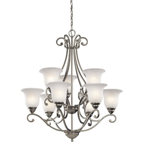 Kichler Lighting 43226NI Camerena Chandelier