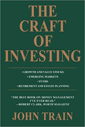 The Craft of Investing: Growth and Value Stocks ¿ Emerging Markets