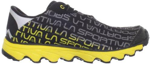 La Sportiva Heren Verticaal K Trail Loopschoen Zwart / Geel