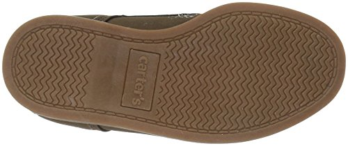 Pictures of Carter's Boys' Simon4 Slip-On Boat Brown 7 M US Toddler 7