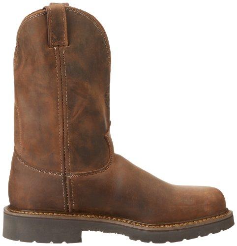 Original Gaucho Rugged Bay Justin Work Boots TUqx8wqS7