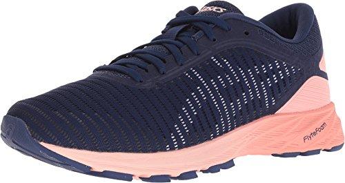 13 - ASICS Women's Dynaflyte 2 Running Shoe Indigo Blue/White/Begonia Pink 9 (S)