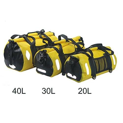 222c5f957fbb WILD HEART Waterproof Duffel Bag 40L for Kayaking, Camping, Boating ...