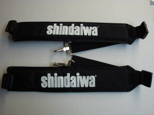 c061000280 (2) Genuine Shindaiwa Backpack Blower Shoulder Straps EB630 EB630RT + FREE EBOOK - YOUR LAWN & LAWN CARE -