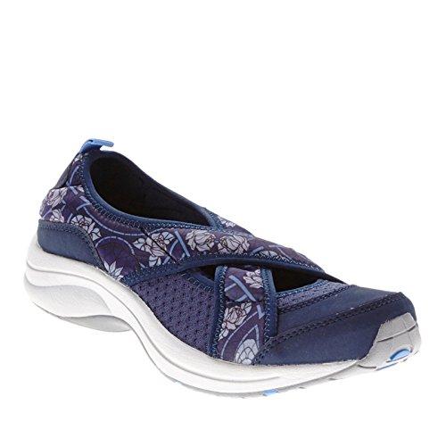 Easy Spirit Wayanna Mujer Grande Lona Zapato