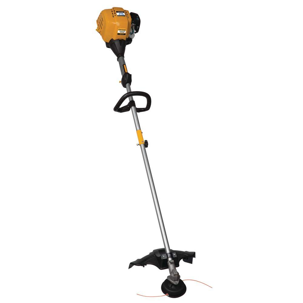 CUB CADET 25 cc Gas 4-Cycle Straight Shaft Attachment Capable String Trimmer