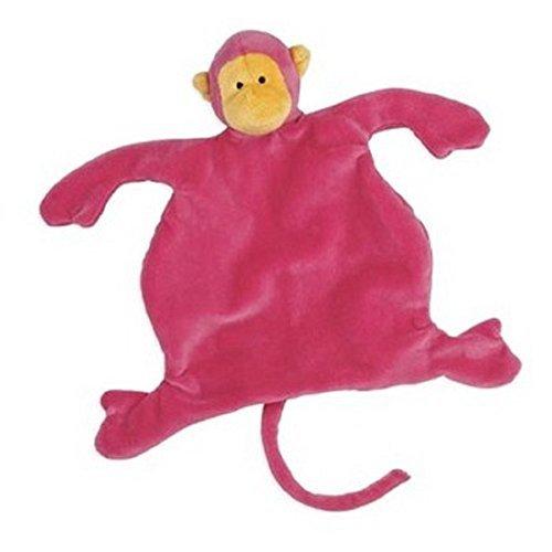 Cozy Monkey - North American Bear Security Baby Cozies Blanket, Velveteenie Circus Monkey