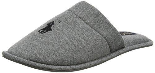 Polo Ralph Lauren Hombre Sunday Scuff Espalda Abierta Zapatillas: Amazon.es: Zapatos y complementos