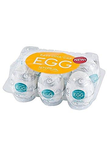 Tenga Egg Surfer Masturbador Masculino - Paquete de gr 6 x 53 gr - Total: 318 gr de 30dd24