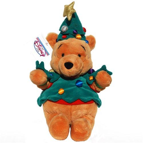 Disney Winnie the Pooh Christmas Tree 14 inch Plush