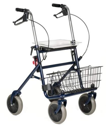 Andador de acero FRANK VITEA CARE - Tres ruedas - Carga ...