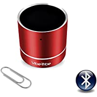 Vibe-Tribe - Troll Mini Ruby Red: the Ultracompact Vibration Speaker, 3 Watt, with Bluetooth and Hands Free.