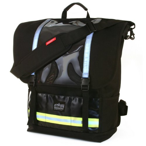 Manhattan Portage The Empire, Black, Outdoor Stuffs