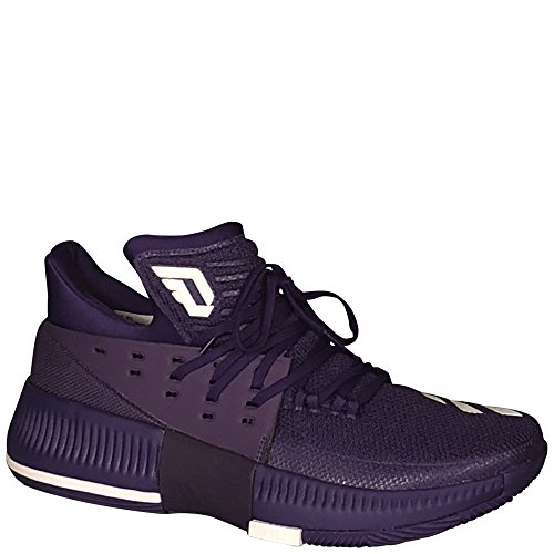 NBA Basketball Low NCAA Crazy Shoe Men's Purple white adidas Explosive qn0tPwxW1