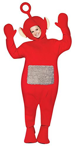 Teletubbies Costume - One Size - Chest Size 48-52
